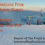 Confessions from the Bunny Slope