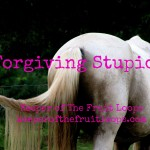 Forgiving Stupid