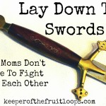 Lay Down The Swords