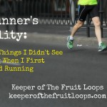 A Runner's Reality