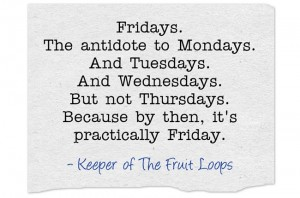 Fridays-The-antidote-to