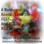A Mother's Resolution