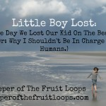 Little Boy Lost