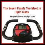 The Seven People You Meet In Spin Class