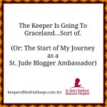 The Keeper Is Going To Graceland. Sort of.