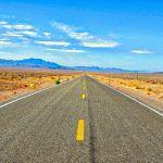 Arizona open road